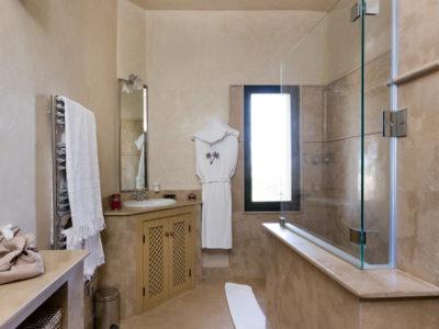 Vente villa de luxe à Marrakech Salle de bain