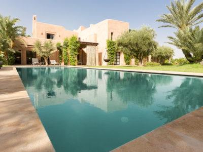 Vente villa de luxe à Marrakech Villa