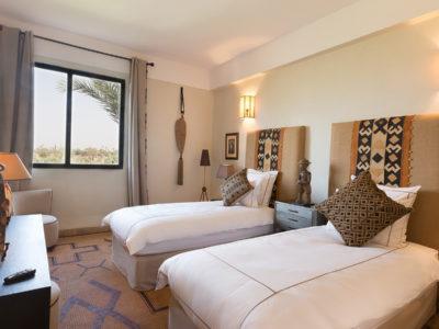 Vente villa de luxe à Marrakech Chambre double