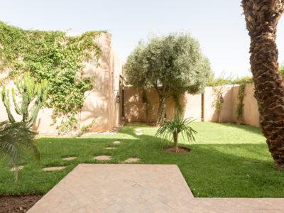 Vente villa de luxe à Marrakech Jardin