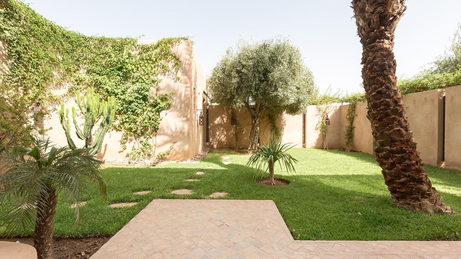 Vente villa de luxe à Marrakech