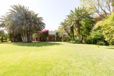 Villa à la Palmeraie