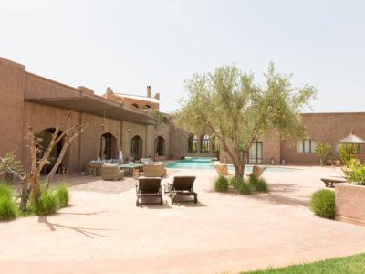 Villa de charme Terrasse