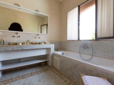 Villa de charme Salle de bain