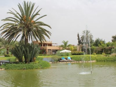 Magnifique ferme à Marrakech