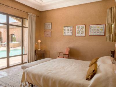 Villa de charme Chambre