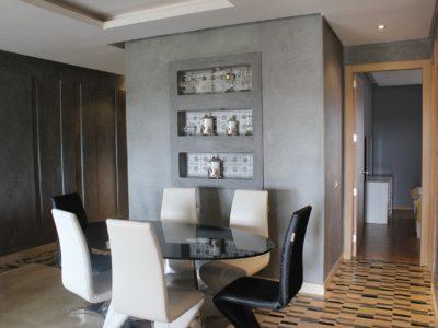 Appartement de haut standing salle à manger