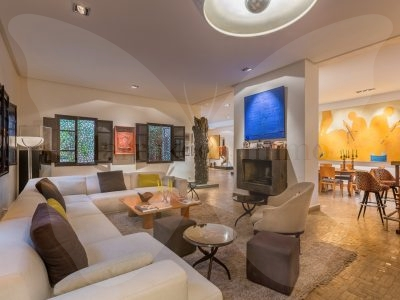villa art Marrakech