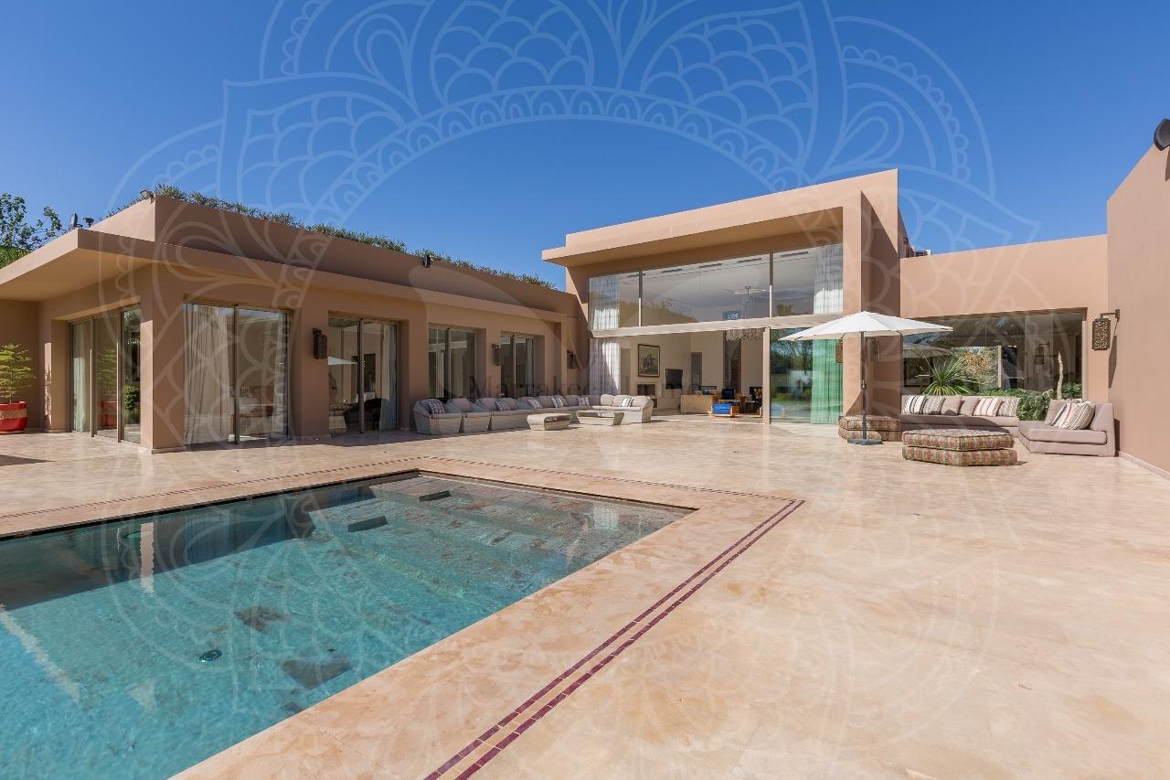 demeure de luxe marrakech marrakech immo
