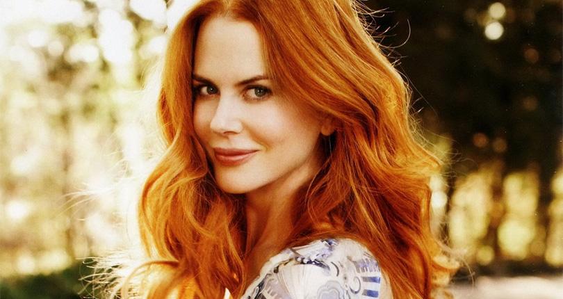 Nicole Kidman fête la fin de l'année à Marrakech