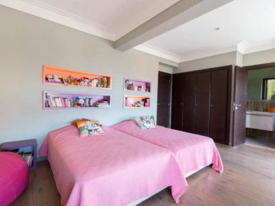 Appartement de luxe à Marrakech Chambre double