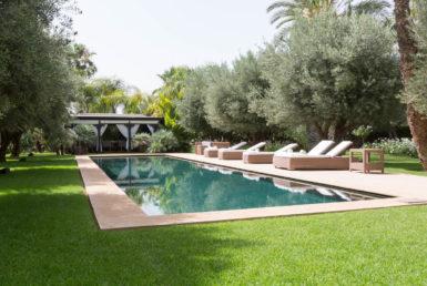 Villa chic et zen en vente à Marrakech | Agence Immobilière