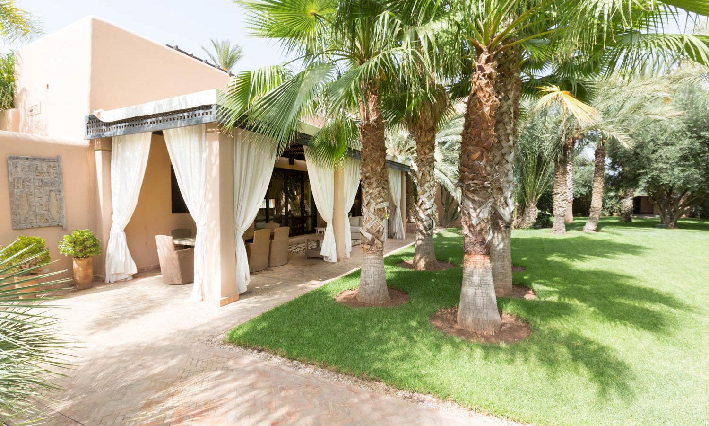 Villa chic et zen à Marrakech