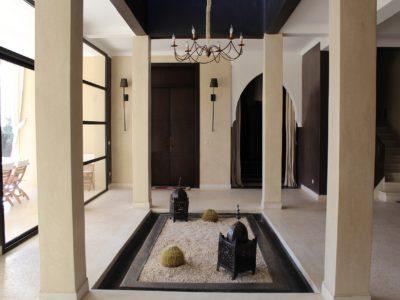 Villa de Charme à Marrakech Hall