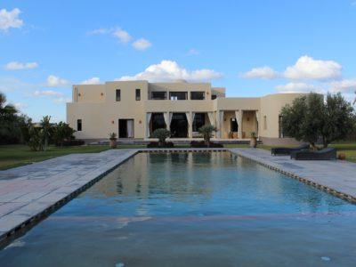 Villa de Charme à Marrakech Piscine