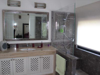 Magnifique villa au centre de Marrakech Salle de bain
