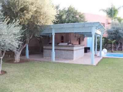 Magnifique villa au centre de Marrakech
