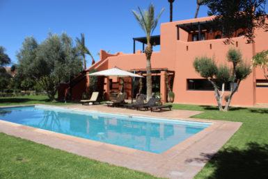 Opportunité votre Villa à la palmeraie | Agence Immobilière Marrakech