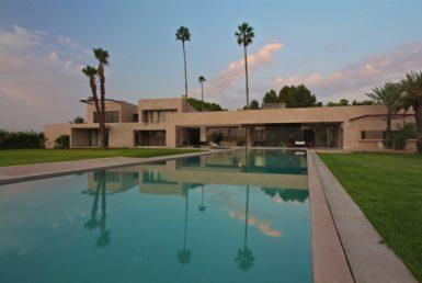 Moderne et luxe à la palmeraie de Marrakech   Agence Immobilière