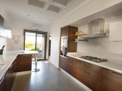 Appartement de luxe à Marrakech cuisine