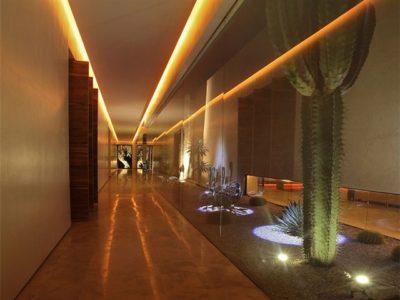Moderne et luxe à la palmeraie de Marrakech Hall