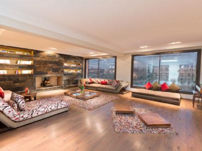 Appartement de luxe à Marrakech salon