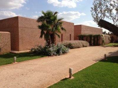 Villa moderne de charme à Marrakech
