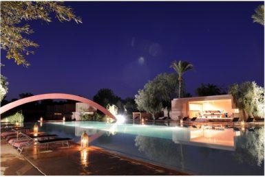 location de vacance d'une Villa de luxe à Marrakech | Agence Immobilière