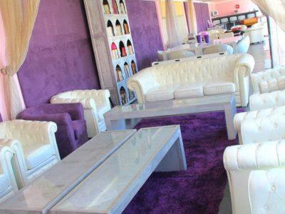 Villa de luxe pour vos vacances à Marrakech salon