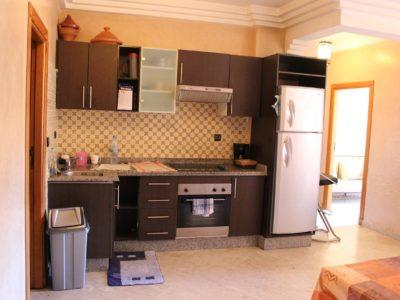 Appartement Harti cuisine