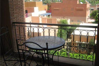 Appartement Majorelle de 84m² à louer | Agence Immobilière Marrakech