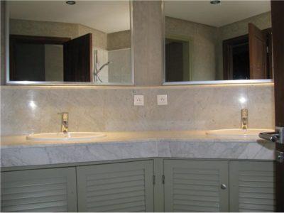 Appartement Pacha salle de bain