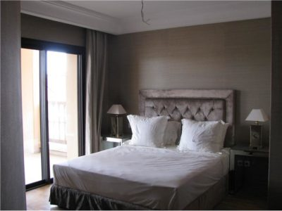 Appartement Pacha chambre double
