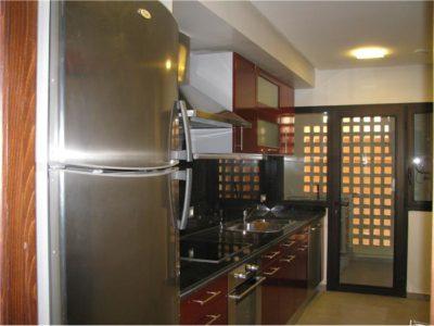 Appartement Pacha cuisine