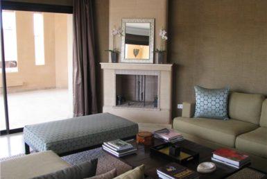 Appartement Pacha à 3 km du centre ville de Marrakech en face de l'atlas