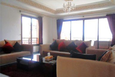 Appartement à louer Meublé, spacieux belle résidence à Marrakech