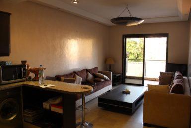 Appartement pour location en plein Centre | Agence Immobilière Marrakech