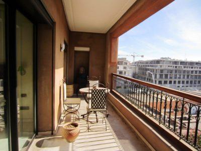 Appartement situé au coeur de Marrakech (2)