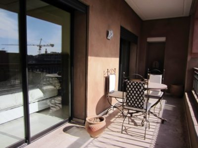 Appartement situé au coeur de Marrakech (5)