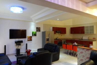 Agence Immobilière | Beau duplex à louer à Marrakech En plein centre ville