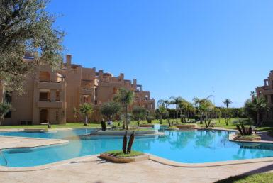 Agence Immobilière loue Appartement meublé - Marrakech quartier agdal