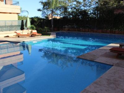 Bel appartement en rez-de-jardin à l'Hivernage Marrakech (1)
