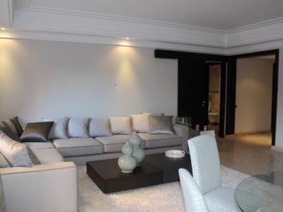 Bel appartement en rez-de-jardin à l'Hivernage Marrakech (12)