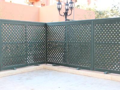 Bel appartement en rez-de-jardin à l'Hivernage Marrakech (14)