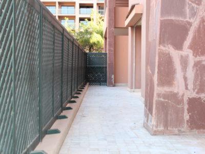 Bel appartement en rez-de-jardin à l'Hivernage Marrakech (16)