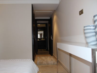 Bel appartement en rez-de-jardin à l'Hivernage Marrakech (18)