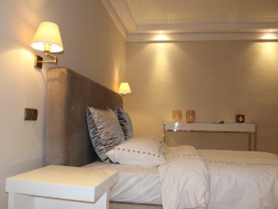 Bel appartement en rez-de-jardin à l'Hivernage Marrakech (20)