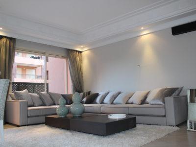 Bel appartement en rez-de-jardin à l'Hivernage Marrakech (9)