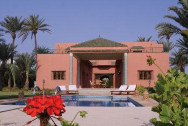 Agence Immobilière Marrakech | Location belle villa à la Palmeraie