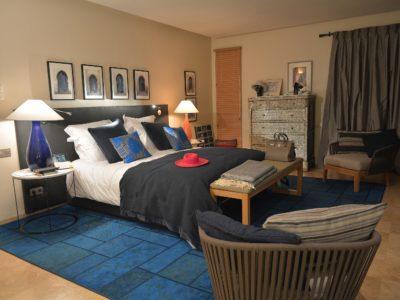 villa de luxe golf Marrakech Chambre